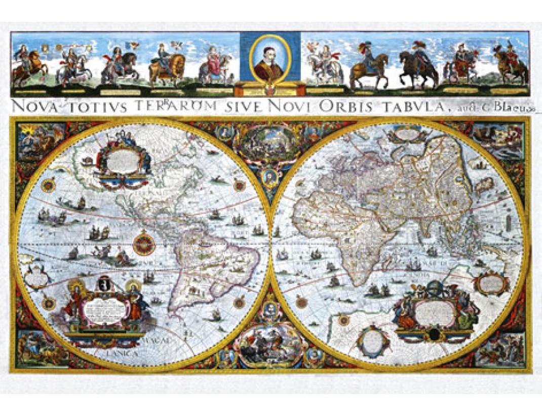 Nástěnná mapa HISTORICKÝ SVĚT